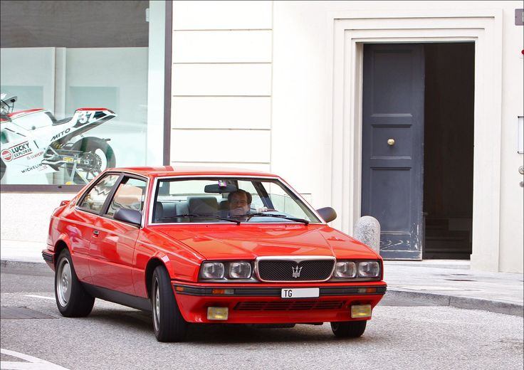 Maserati 222
