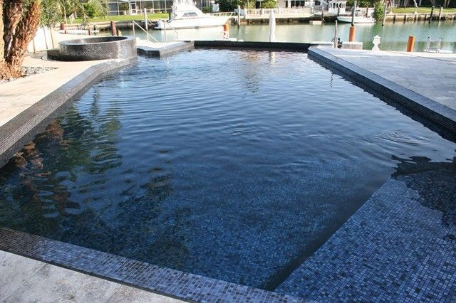 Black Swimming Pool Paint Incredible Pools Pinterest Pool Paint Swimming And How To Paint