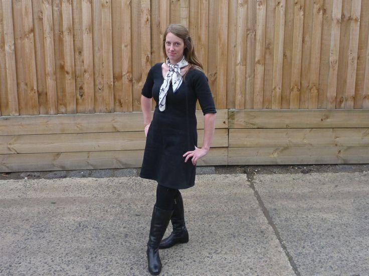 maria denmark audrey dress