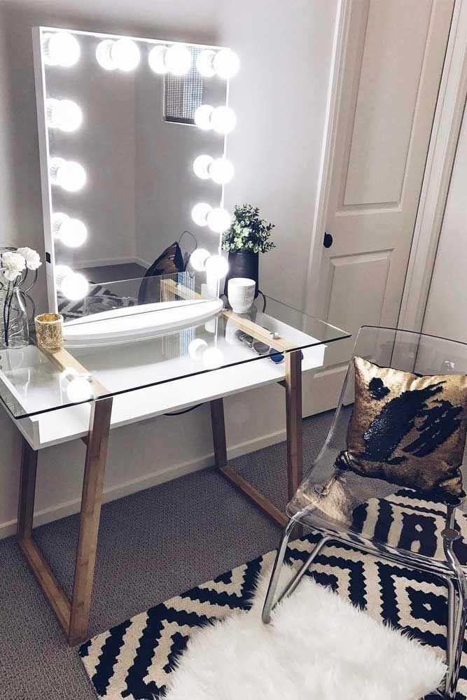 Boho Vanity Mirror Glam Room Diy Vanity Mirror Diy Vanity Vanity Table