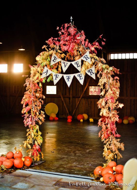 25+ best ideas about Indoor Fall Wedding on Pinterest - Indoor Pumpkin Decorations