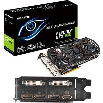 GeForce GTX960 G1 Gaming 2GB - Gigabyte Technology - GV-N960G1GAMING-2GD