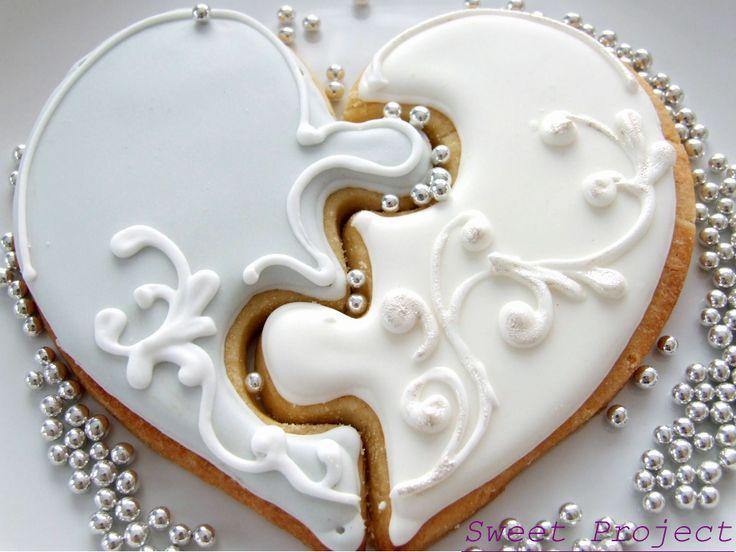piekne, duże ciasteczkowe serce https://www.facebook.com/pages/Sweet-Project/480318932049151
