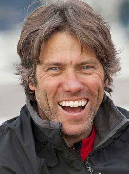 John Bishop.  Great smile, great person and all round good guy.  Has raised amazing sums for charity.