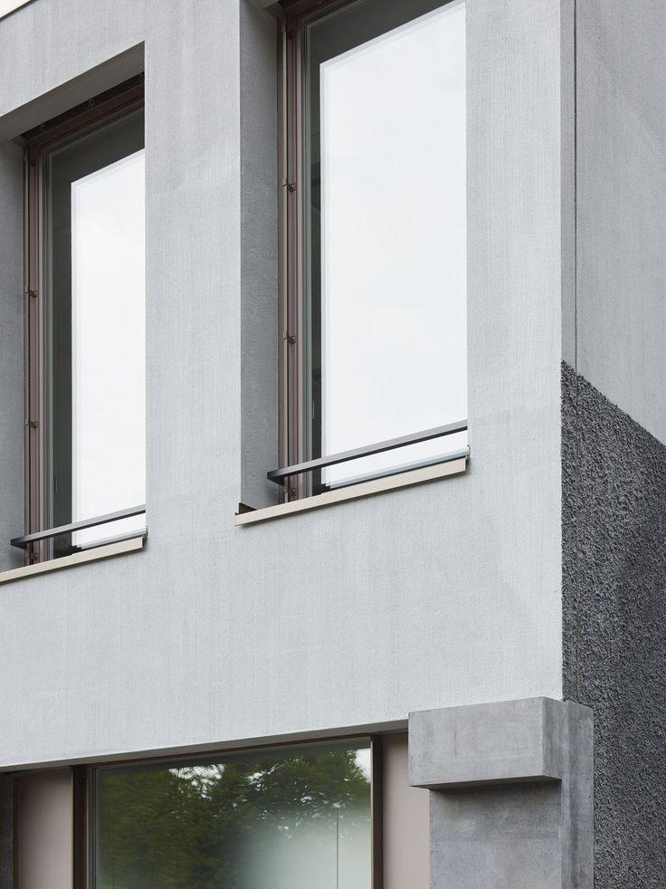 Neubau Hotelfachschule Belvoirpark Zürich, Peter Märkli Archit