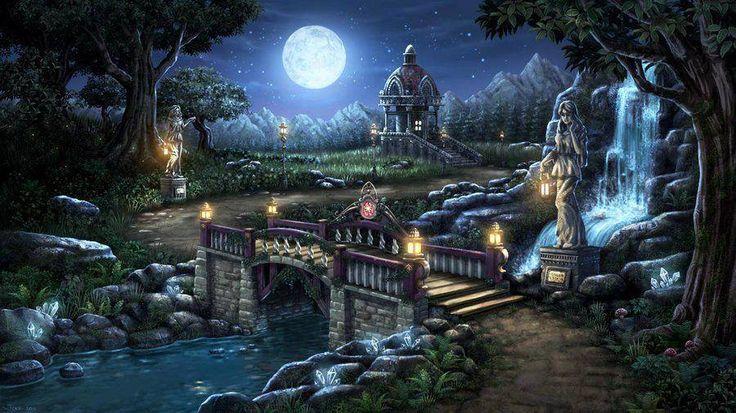 La luna splendeva sui tetti di Andor e inondava la valle, disegnando ombre nette sul suolo. Eliandar sedette contro una quercia e domandò: «Cos'è che ti rattrista, giovane Magàndros?»   «Vorrei che non finisse. Vorrei che tutto questo continuasse per sempre.»  «Nulla dura per sempre, neppure tra gli Elfi. Ma quello che vedi non morirà: continuerà, anche se in modo diverso.» Wisenard restò in silenzio. Andor, gioiello di Ellinkor… L'aveva appena veduta e già la perdeva: domani gli ultimi…