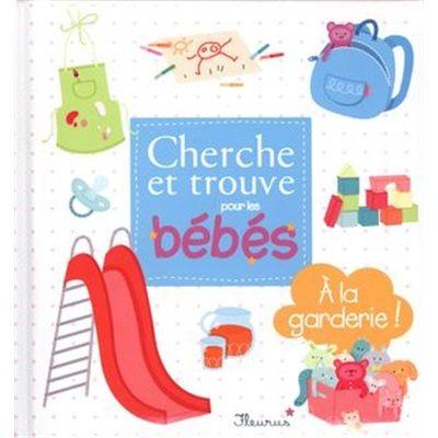 Cherche et trouve pour les bébés- À La Garderie  #concours et #merehelene