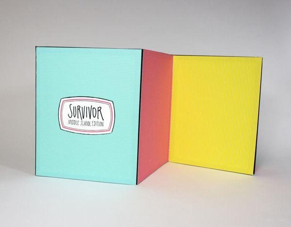 Survivor: Middle School Edition on Behance