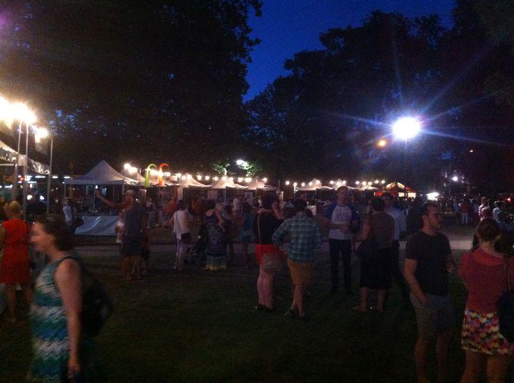 Banjo Paterson Festival Night Markets Orange