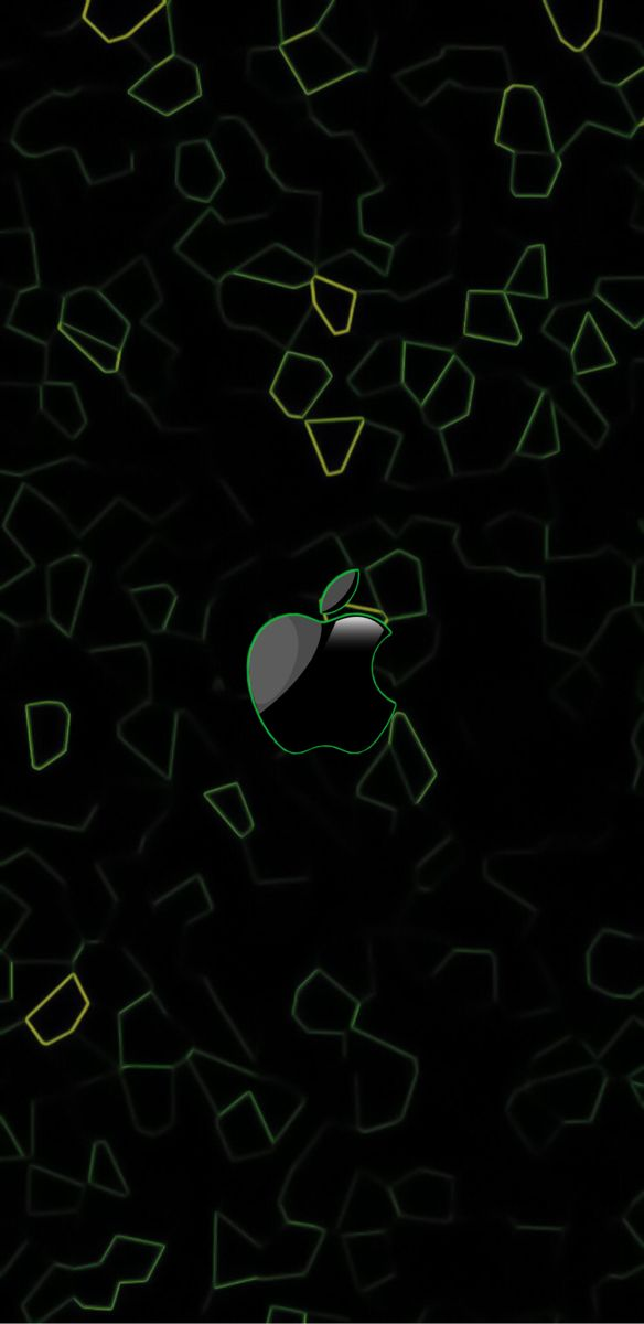 Pin On Iphone Apple Black wallpaper color full