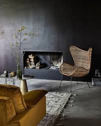 This year is the year of leather and velvet. Velvet is billed to be the fabric of choice for statement soft furnishing (yes, this may really be the year to finally invest in that forest green Chesterfield). As for leather, it's all about bedrooms - think upholstered headboards and quilted chairs.  See more inspirations at our website!  #interiordesignideas #interiordesign #homeinteriordesign #homedesign #interiordesignideas