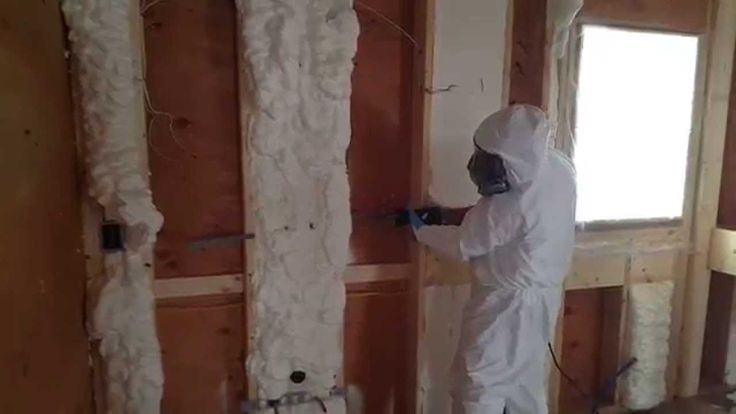 140 best spray foam insulation images on pinterest spray foam icynene open cell foam anchor insulation cutting away the excess foam solutioingenieria Image collections