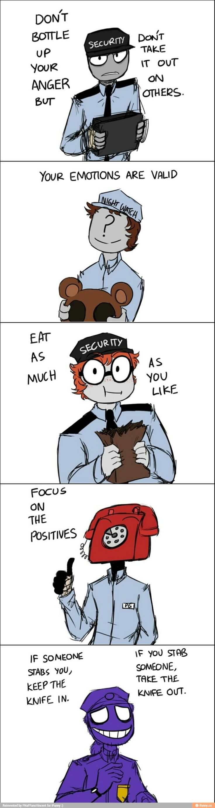 FNaFFansVincent on iFunny :)