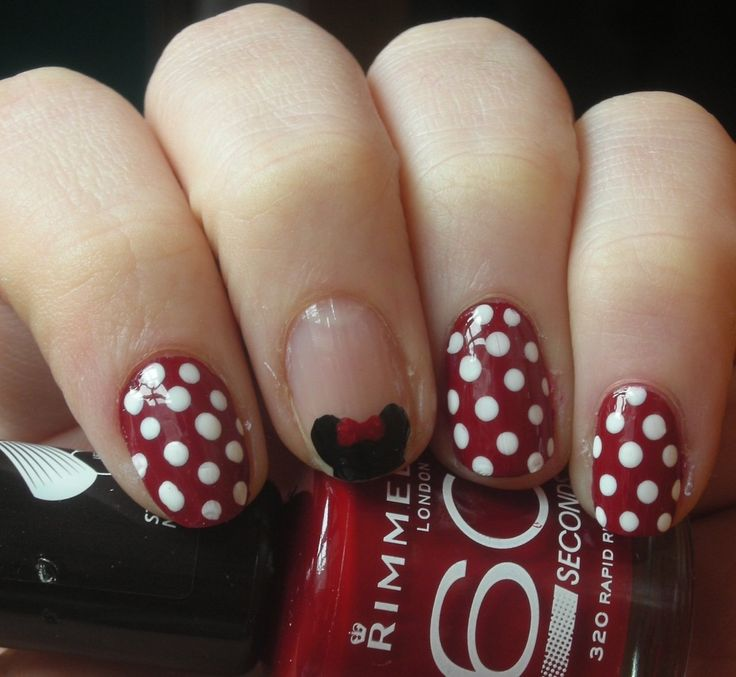 13 best Nails: hockey images on Pinterest | Hockey nails, Makeup and ...