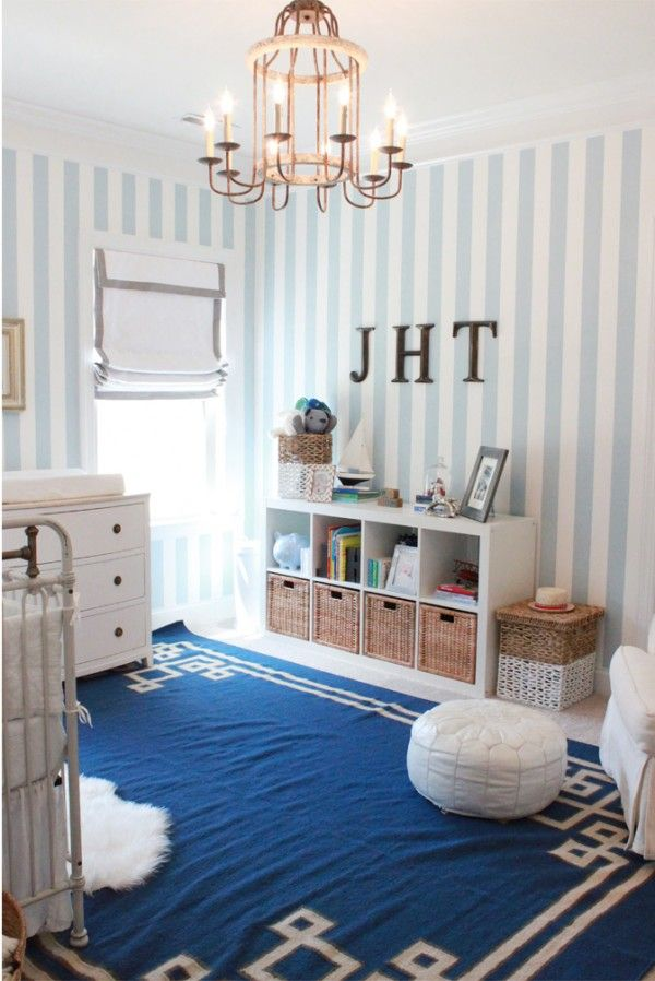Nursery Tour With Lindsey Regan Thorne | theglitterguide.com