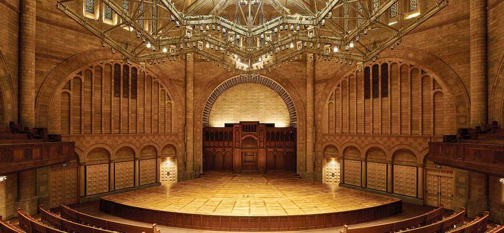 Maltz Performing Arts Center at Temple–Tifereth Israel - Maltz Performing Arts Center - Case Western Reserve University