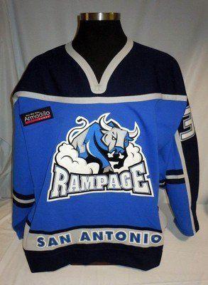 Lukas Smittal San Antonio Rampage Game Worn Hockey Jersey B - Game Used NHL Jerseys by Sports Memorabilia. $679.99. Lukas Smittal San Antonio Rampage Game Worn Hockey Jersey B
