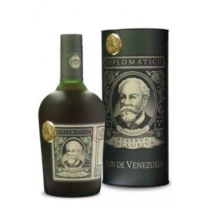 Ron Diplomatico Reserva Exclusiva 12 (kan købes bl.a online til ca. 350 kr.)