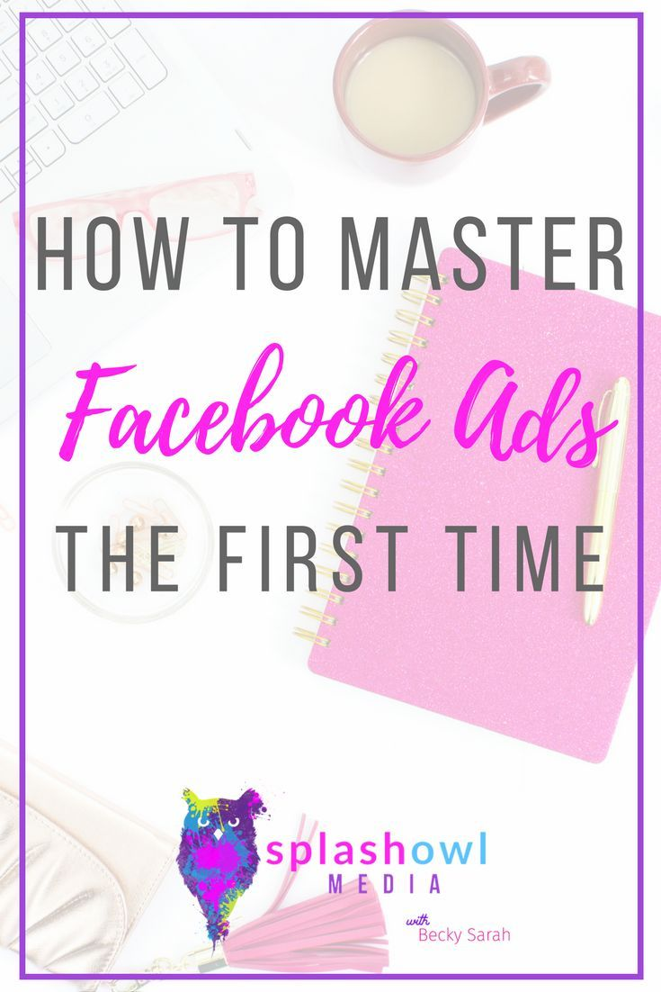 Facebook ads don't need to be confusing. Use these 8 tips to master Facebook ads and nail your online marketing campaign.