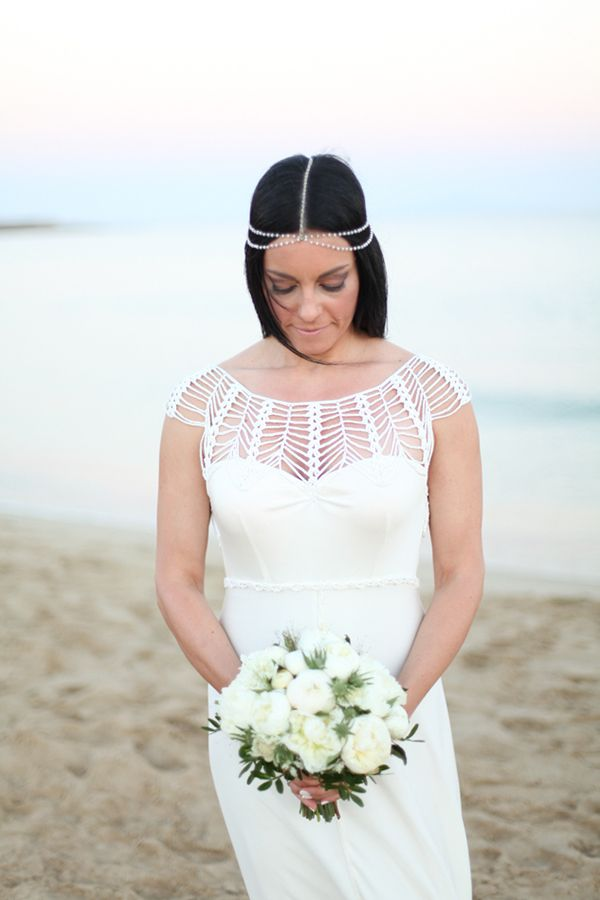 Chic μποεμ γαμος στην παραλια | Βικυ & Γιαννης  See more on Love4Weddings  http://www.love4weddings.gr/chic-boem-beach-wedding/  Photography by White Frame   http://whiteframe.gr/