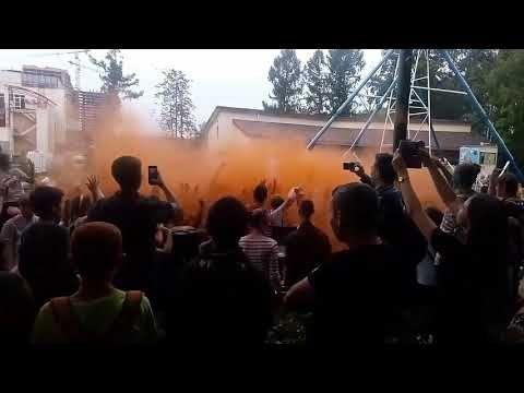 Выступление Rasha_Mc Центральный парк культуры и отдыха город Видное. - YouTube