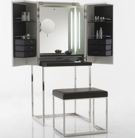 Modern Dressing Cabinet From Yomei   Magic Cube Can Become A Bar Or A  Computer Center