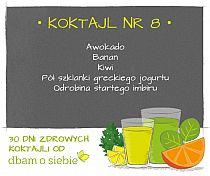 Zdrowe koktajle na Stylowi.pl