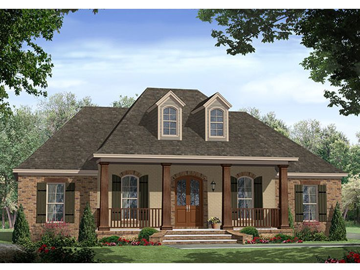 135 Best House Plans Images On Pinterest | Architecture, Small Open Floor  House Plans And 2 Bedroom Floor Plans
