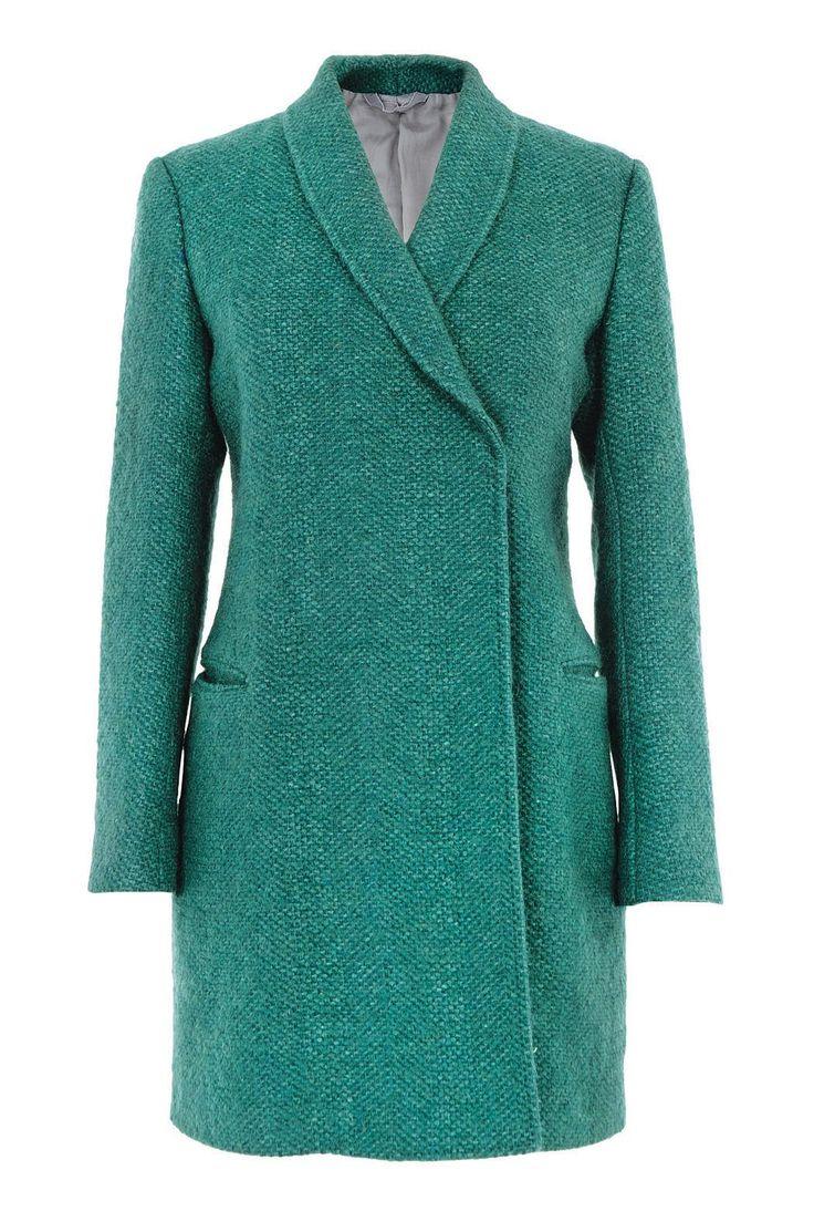 Cappotto donna verde - Tonello A/W Collection