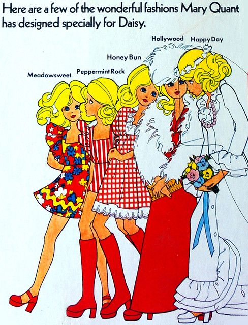 Daisy by Mary Quant