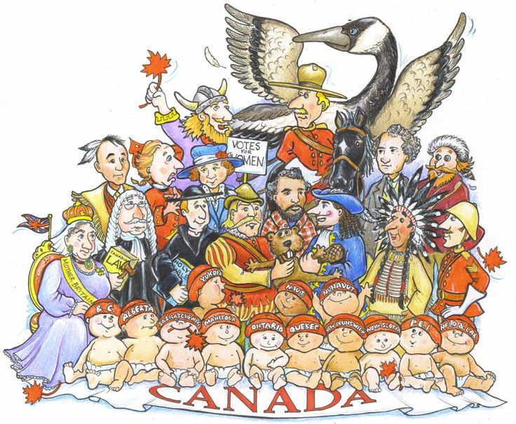History Tellers - canadian history resources