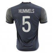 Germany National Team 2016 HUMMELS #5 Away Soccer Jersey [C505]