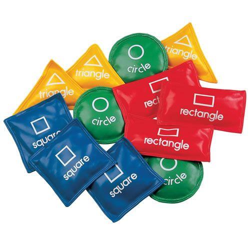 Geometric Bean Bag Set $22.95  We will need 2-3 sets