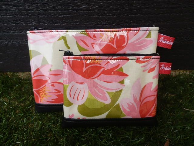 Pink Waterlily Purses