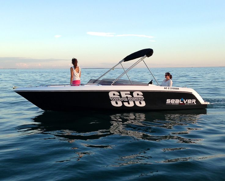 Discover our brand new Wave Boat 656