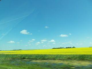 Keith Loreth Cosmic Art: Trip From Moose Jaw to Buena Vista Saskatchewan.