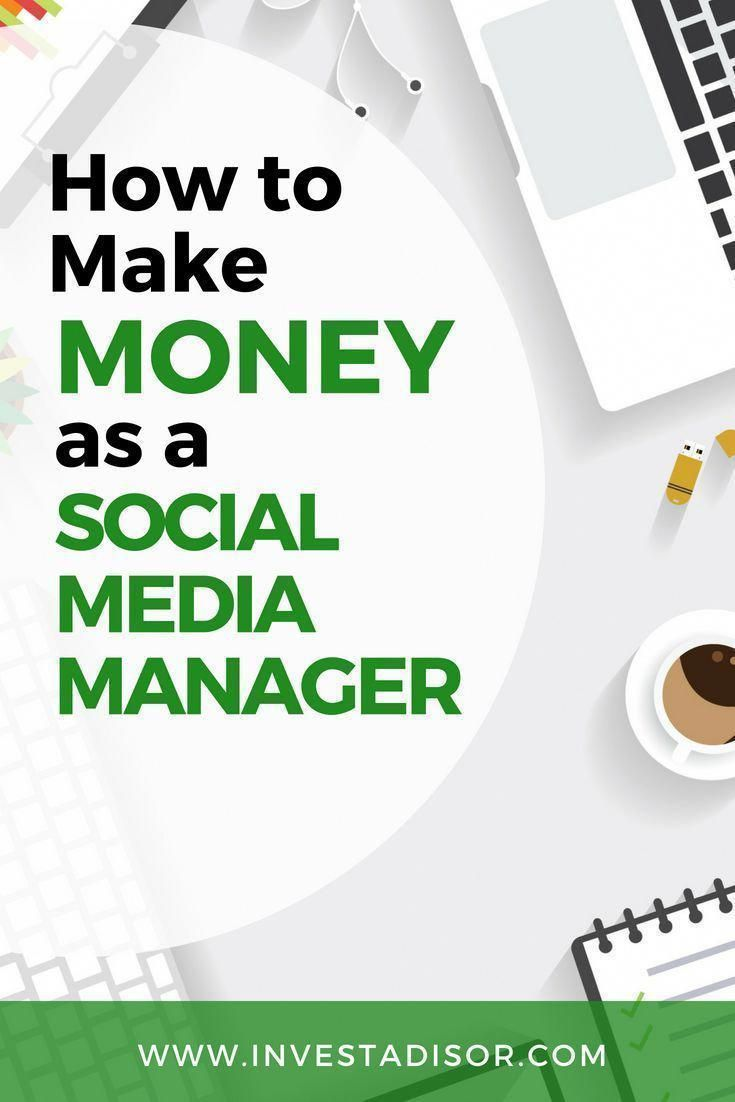 How to make money as a Social Media Manager #socialmedia #homebusiness #makemone… – All About Personal Computers