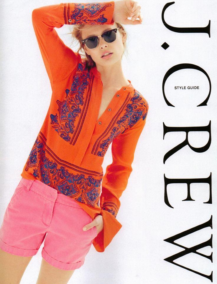 .Jcrew Problems, J Crew Style, Jcrew Catalog, Jcrew Style, Jcrew Fashion, Style Guides, July 2012, Style Fashion, Guide July