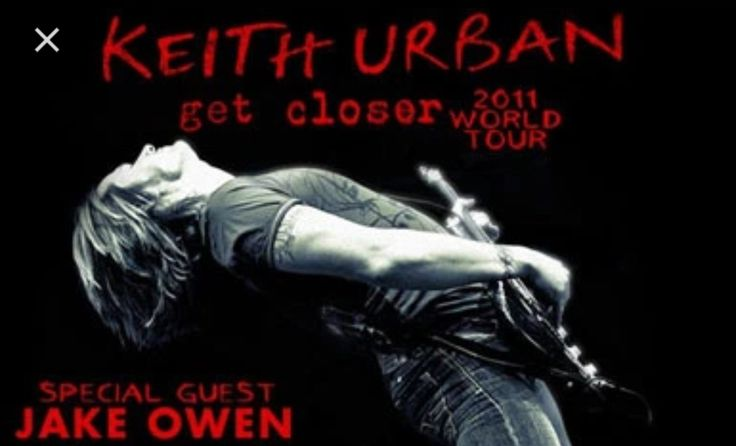 Keith Urban - 7/21/2011 - Quicken Loans Arena, Cleveland, Oh.