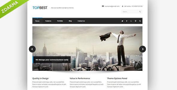 TopBest pro Váš firemní web