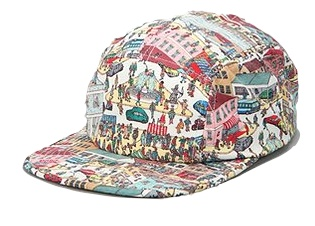 Where's Waldo Hat. If I was a guy I would totally wear this