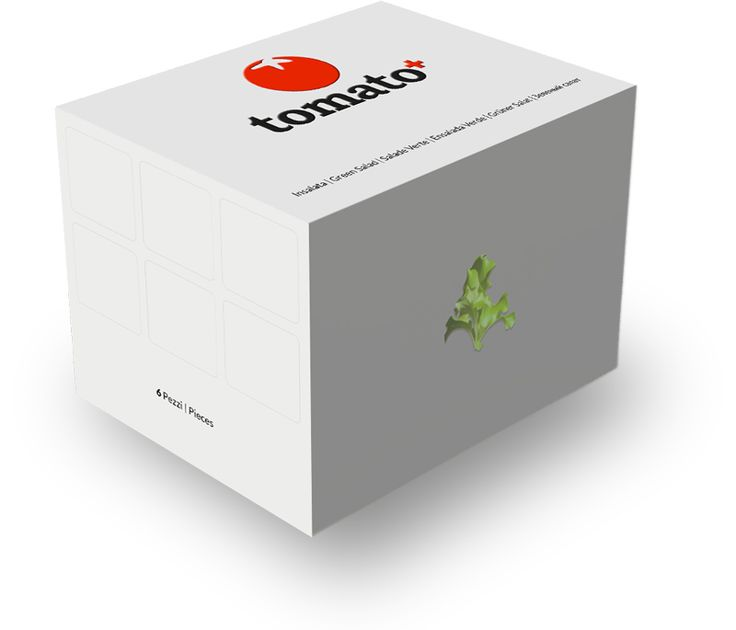 Organic pods, filtered air, clean water, certified nutrients, virtually grown on another planet. Your home.  #tomatopiu