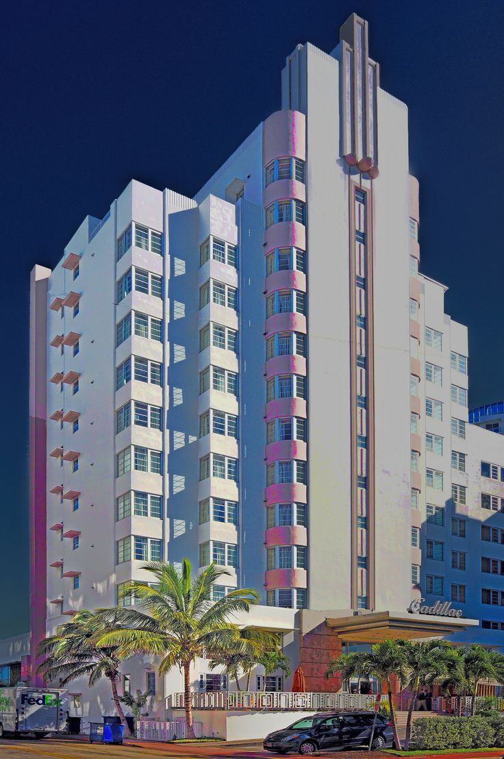 734 Best Images About Miami Beach Art Deco On Pinterest