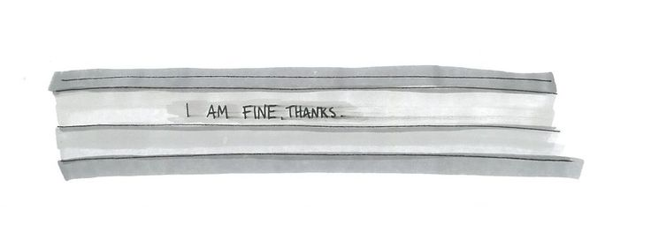 """""""I'm fine, thanks"""" (but you're not) I understand that this reply is often appropriate. Easy, automatic, move on. And besides, we should not share our souls to people who do not understand toappreciate the gift of us showing our vulnerability by telling how we really feel. But in safe environments, why do we so often …"""
