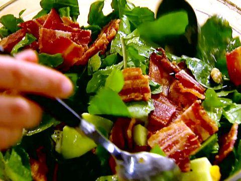 Barefoot Contessa, Cape Cod Chopped Salad. Super-duper yummy.