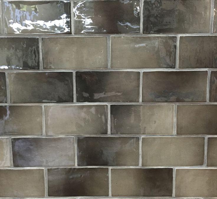 Academy Tiles - Ceramic Tiles - Pastel Walls 75 x 150mm - 84054
