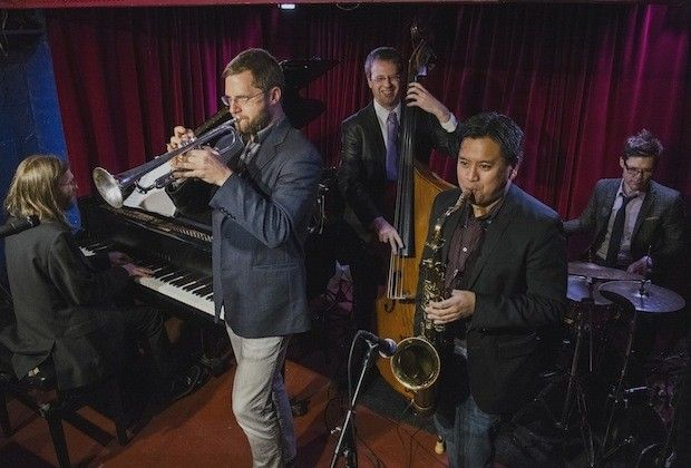 Monday, February 15, 2016 - 8:00pm  Mostly Other People Do the Killing Jon Irabagon,saxophone Ron Stabinsky,piano Moppa Elliott,bass Kevin Shea,drums