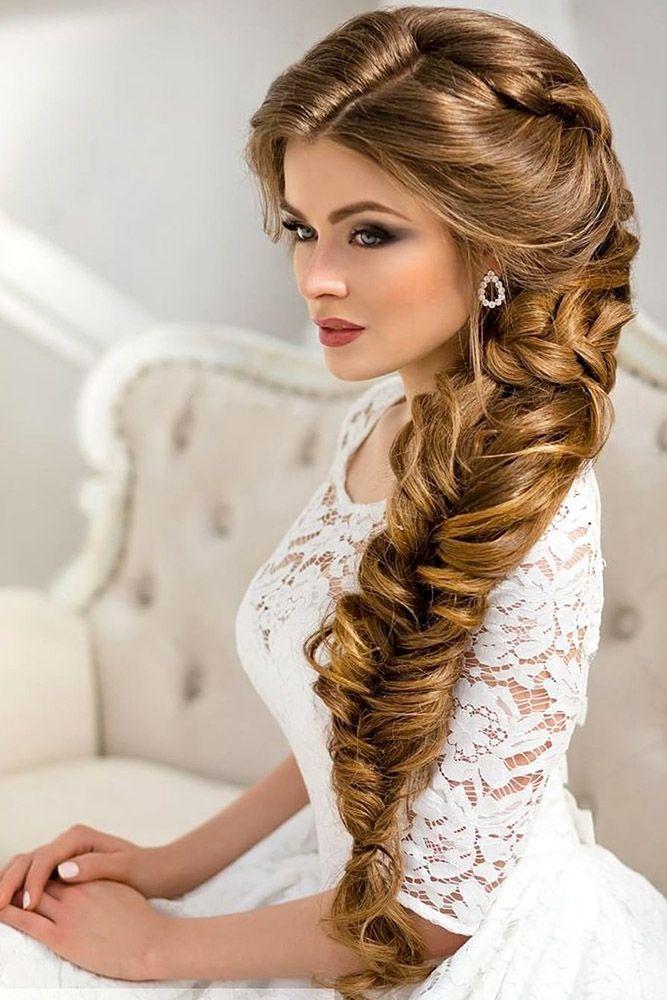 wedding hair & nails