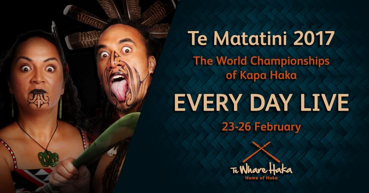 Join us 23-26 February 2017. Sign up or Log in and watch the online livestream offering at maoritelevision.com OR tune in via Māori Television Sky19,...