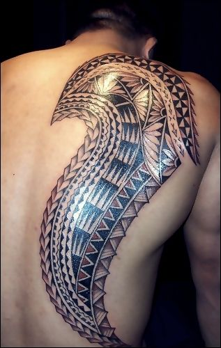 222 Best Images About Samoan Tattoo Designs On Pinterest